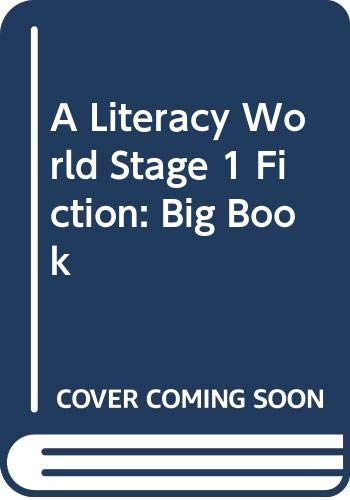 9780435096458: A Literacy World Stage 1 Fiction: Big Book