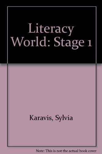 9780435096465: Literacy World: Stage 1