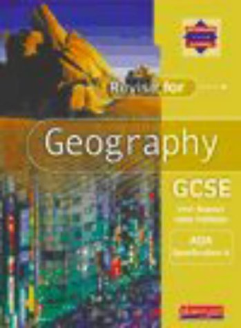 9780435099909: Revise for Geography GCSE: AQA Specification A: Evaluation Pack