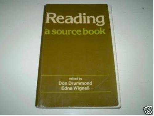 9780435102616: Reading: A Source Book