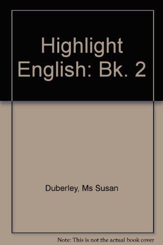 9780435103156: Highlight English: Bk. 2