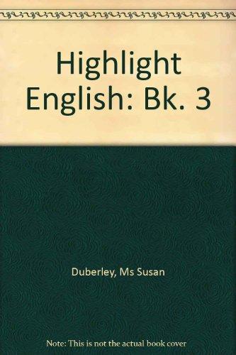 9780435103187: Highlight English: Bk. 3