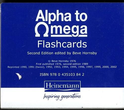 9780435103842: Alpha To Omega Flashcards