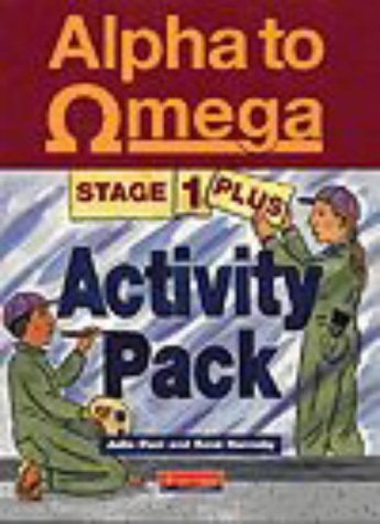 9780435104207: Alpha to Omega: Stage One Plus Activity Pack: A. to Z. of Teaching Reading, Writing and Spelling