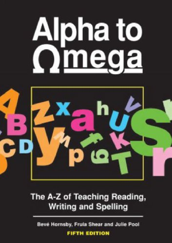 9780435104238: Alpha to Omega Teacher's Handbook (5th Edition): A. to Z. of Teaching Reading, Writing and Spelling