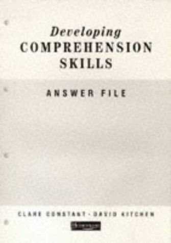 9780435104344: Developing Comprehension Skills Answer File