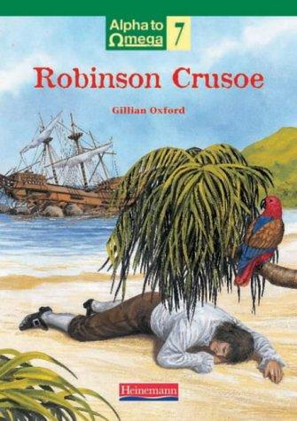 9780435104436: Robinson Crusoe (Alpha to Omega)