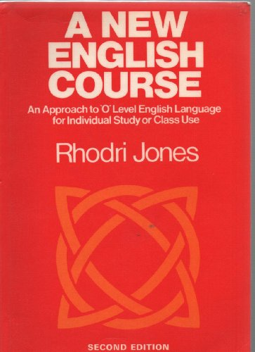 9780435104931: A New English Course: Approach to Ordinary Level English Language