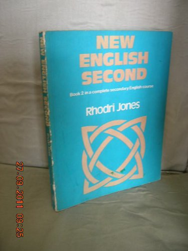 9780435104955: New English Second Jones