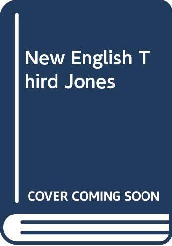 9780435104962: New English Third Jones