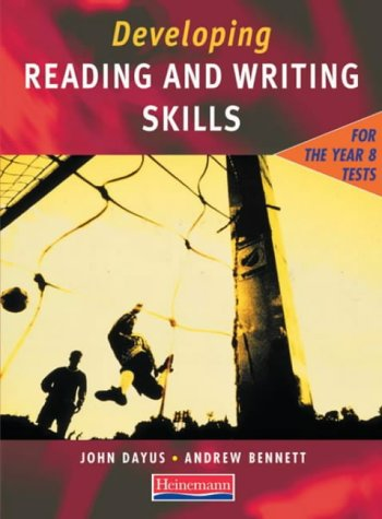 9780435106157: Developing Reading & Writing Skills for the Year 8 Tests Student Book