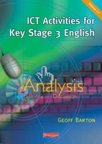 ICT Activities in English: File and Disk V1.1 (ICT Activities in English) (0435107801) by Barton, Geoff; Barton, Geoff; Barton, Geoff