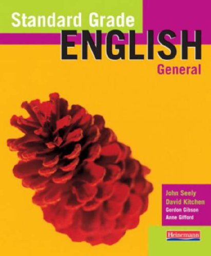 9780435109233: Standard Grade English General Student Book