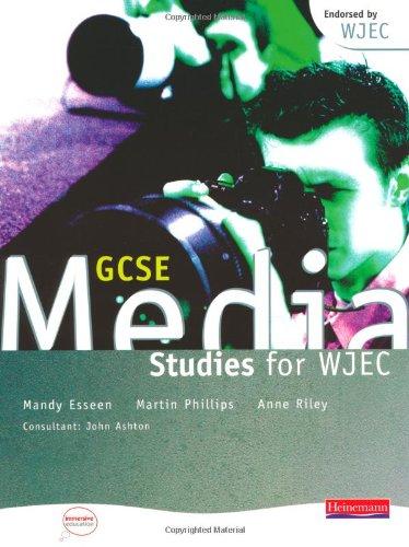 9780435109677: GCSE Media Studies for WJEC Student Book