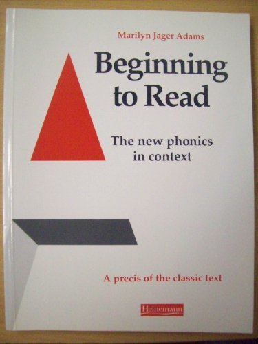 9780435110031: Beginning to Read: A Summary