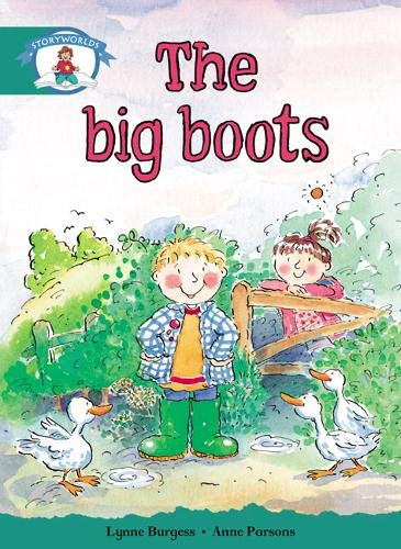 9780435113087: Storyworlds Yr1/P2 Stage 6, Our World, The Big Boots (6 Pack)