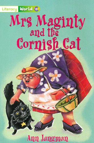 9780435115401: Literacy World Fiction Stage 3 Mrs Maginty and the Cornish Cat