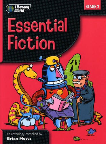 9780435115814: Literact World Essential Fiction Anthology Stage 3