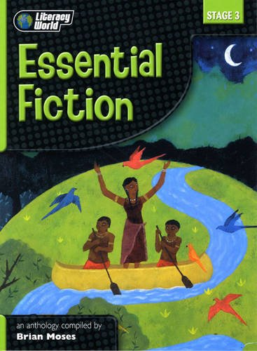 9780435115821: Literacy World Stage 3 Fiction: Essential Anthology