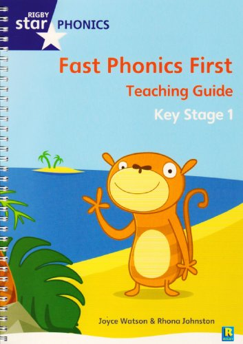 9780435117306: Star Phonics: Year 1 & 2 Teaching Guide: Teaching Guide KS1 (Year 1 and Year (Fast Phonics First)
