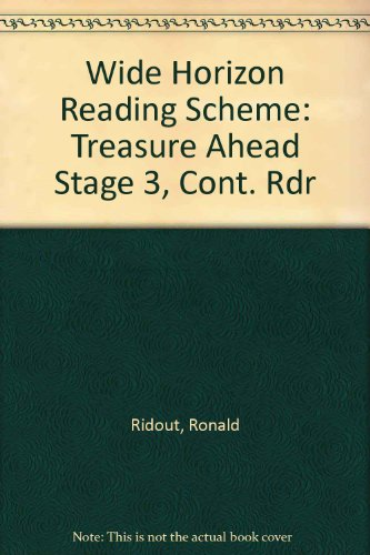 Wide Horizon Reading Scheme: Treasure Ahead Stage 3, Cont. Rdr (0435117653) by Ridout, Ronald; Serraillier, Ian