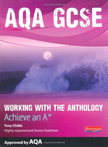 AQA Working with the Anthology Student Book: Mr Tony Childs