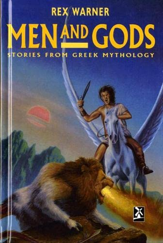 Men And Gods (New Windmills KS3): Warner, Rex