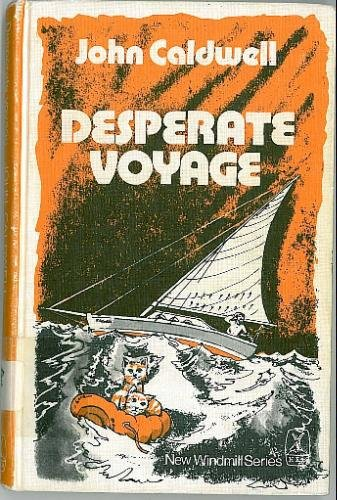9780435120368: Desperate Voyage (New Windmill)