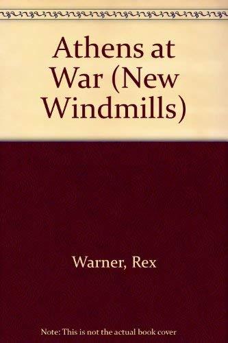 9780435121716: Athens at War (New Windmills)