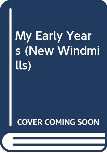 My Early Years (New Windmills) (0435122525) by Charlie Chaplin