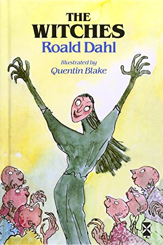 Witches (Hardcover): Roald Dahl