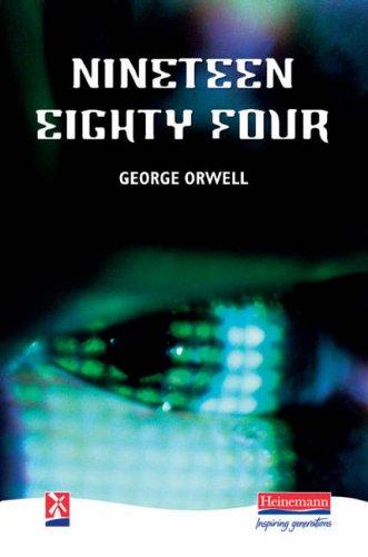 Nineteen Eighty-four (Hardcover): George Orwell