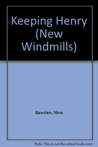 9780435123611: Keeping Henry (New Windmills)