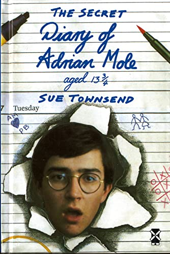 9780435123901: The Secret Diary of Adrian Mole Aged 13 3/4