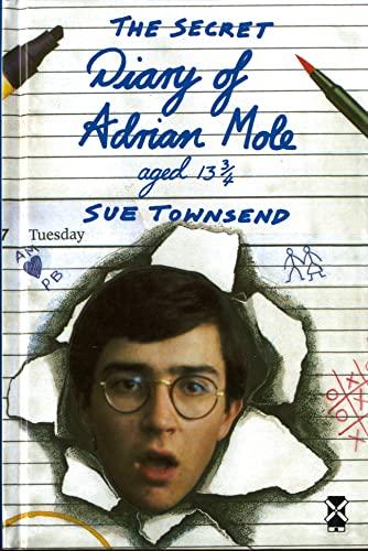 9780435123901: The Secret Diary of Adrian Mole Aged 13 3/4