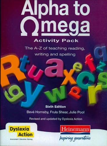 9780435125943: Alpha to Omega Activity Pack CD-ROM: The A-Z of Teaching Reading, Writing and Spelling