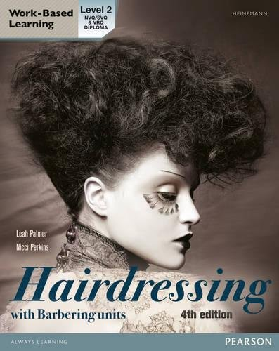 9780435126964: L2 Diploma in Hairdressing. Candidate Handbook (Including Barbering Units)
