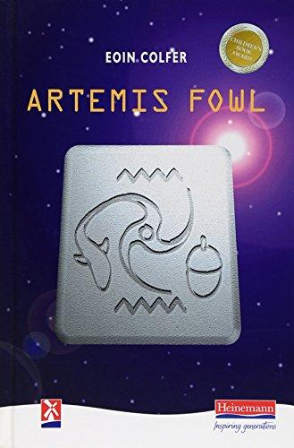9780435130657: Artemis Fowl