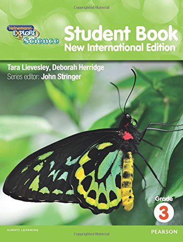 9780435133573: Heinemann Explore Science 2nd International Edition Student's Book 3 (Primary Explore Science International Edition)