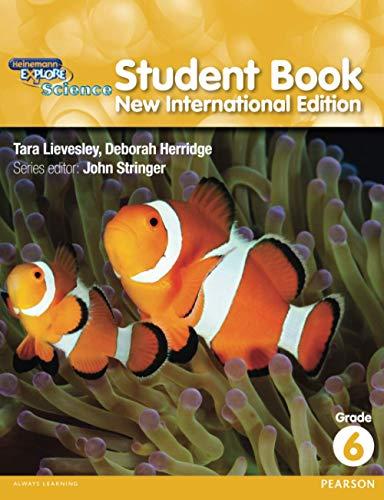 9780435133610: Heinemann Explore Science 2nd International Edition Student's Book 6 (Primary Explore Science International Edition)