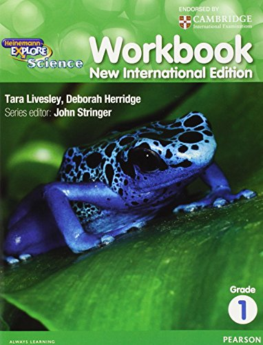 9780435133696: Heinemann Explore Science Workbook 1