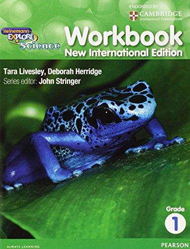 9780435133696: Heinemann Explore Science 2nd International Edition Workbook 1 (Primary Explore Science International Edition)