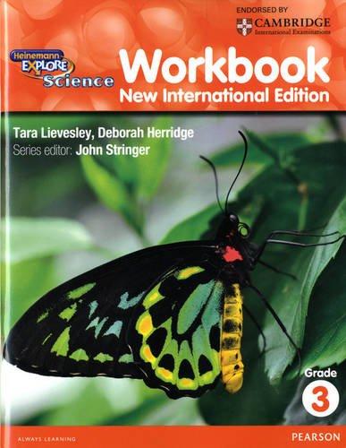 9780435133719: Heinemann Explore Science 2nd International Edition Workbook 3 (Primary Explore Science International Edition)