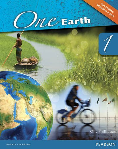 9780435135966: One Earth Student's Book 1 with ebook (Geography for the Netherlands)