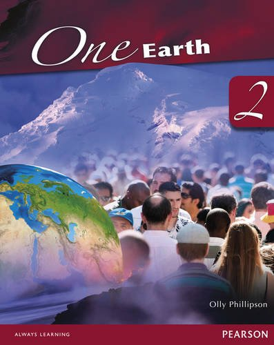 One Earth Student s Book 2 (Paperback): Olly Phillipson