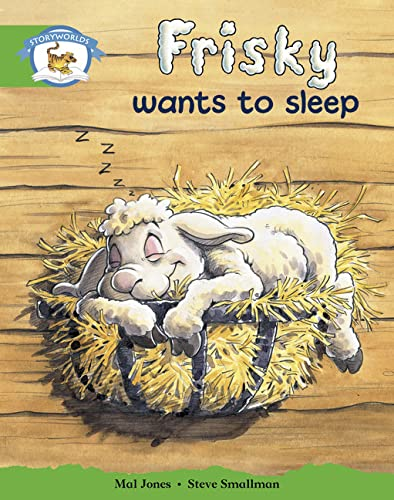 9780435140250: Literacy Edition Storyworlds Stage 3: Frisky Sleep