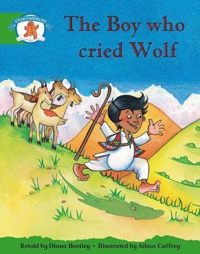 9780435140274: Literacy Edition Storyworlds Stage 3: Boy Wolf