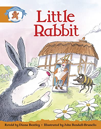 9780435140502: Literacy Edition Storyworlds Stage 4, Once Upon a Time World, Little Rabbit (Single)