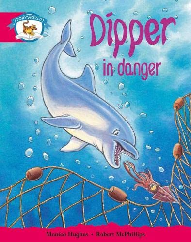 9780435140632: Literacy Edition Storyworlds Stage 5, Animal World, Dipper in Danger