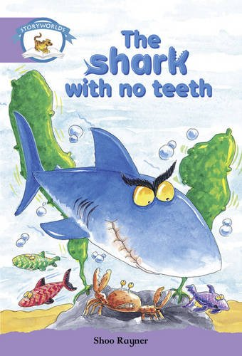9780435141110: Literacy Edition Storyworlds Stage 8, Animal World, The Shark With No Teeth